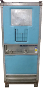 ThermoContainer TKT E-1010