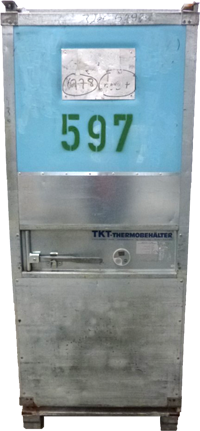 ThermoContainer TKT E-1070